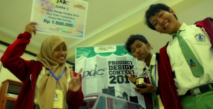 Juara 2 Product Design Contest 2014